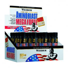 WEIDER Amino Blast Mega Forte - 20 x 25 мл