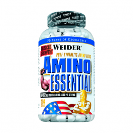 WEIDER Amino Essential - 204 капс