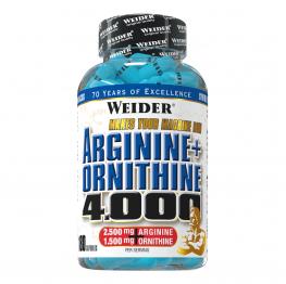 WEIDER Arginine Plus Ornitine 4000 - 180 капс