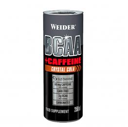 WEIDER BCAA + Caffeine RTD Напитка - 250 мл