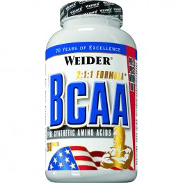 WEIDER BCAA - 260 таб