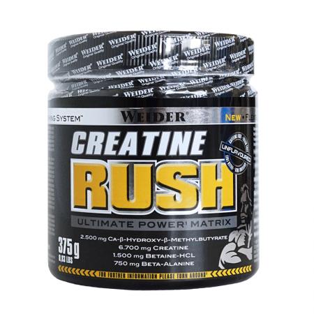 WEIDER Creatine Rush - 375 гр