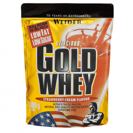 WEIDER Gold Whey - 500 гр