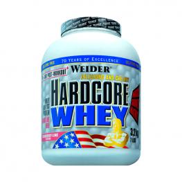 WEIDER Hardcore Whey - 3200 гр