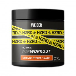 WEIDER HZRD Pre-Workout Powder - 260 гр