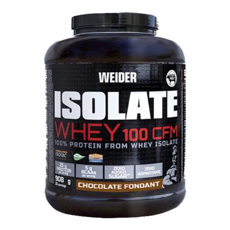 WEIDER Isolate Whey 100 CFM - 908 гр