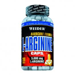 WEIDER L-Arginine - 200 капс