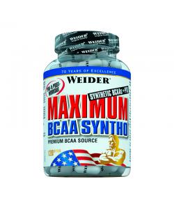WEIDER Maximum ВСАА Syntho - 120 капс