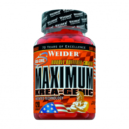 WEIDER Maximum Krea-Genic - 120 капс