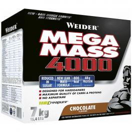 WEIDER Giant Mega Mass 4000 - 7000 гр