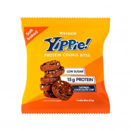 WEIDER YIPPIE Protein cookie bites - 50 гр