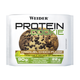 WEIDER Protein Cookie Caramel Choco Fudge - 90 гр