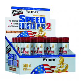 WEIDER Speed Booster Plus 2 - 20 x 25 мл