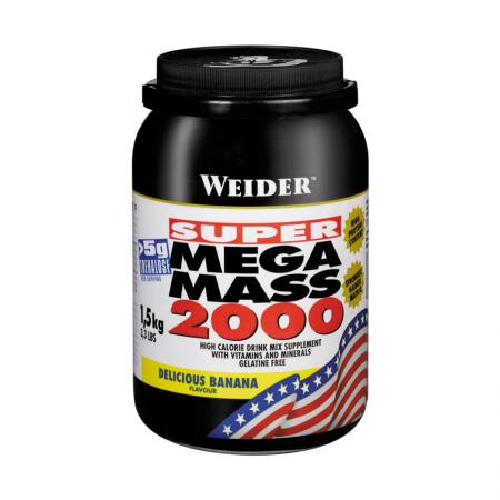 WEIDER Super Mega Mass 2000 - 1500 гр