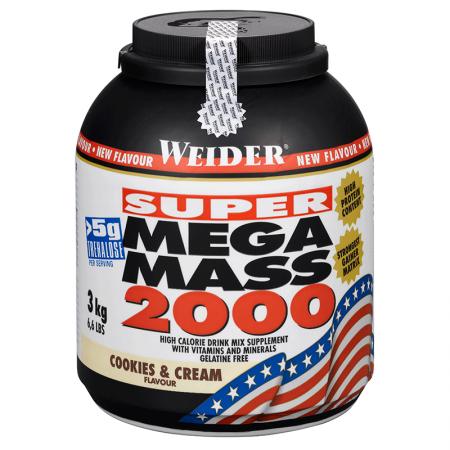 WEIDER Super Mega Mass 2000 - 3000 гр