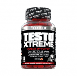 WEIDER Testo Xtreme - 120 капс