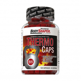 WEIDER Thermo Caps - 120 капс