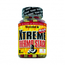 WEIDER Xtreme Thermo Stack - 80 капс