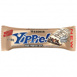 WEIDER Yippie Протеинов Бар - 12x70 гр