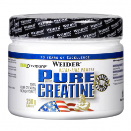 WEIDER Pure Creatine - 250 гр